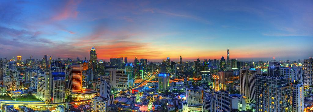 Bangkok Travel Inspiration Thailand