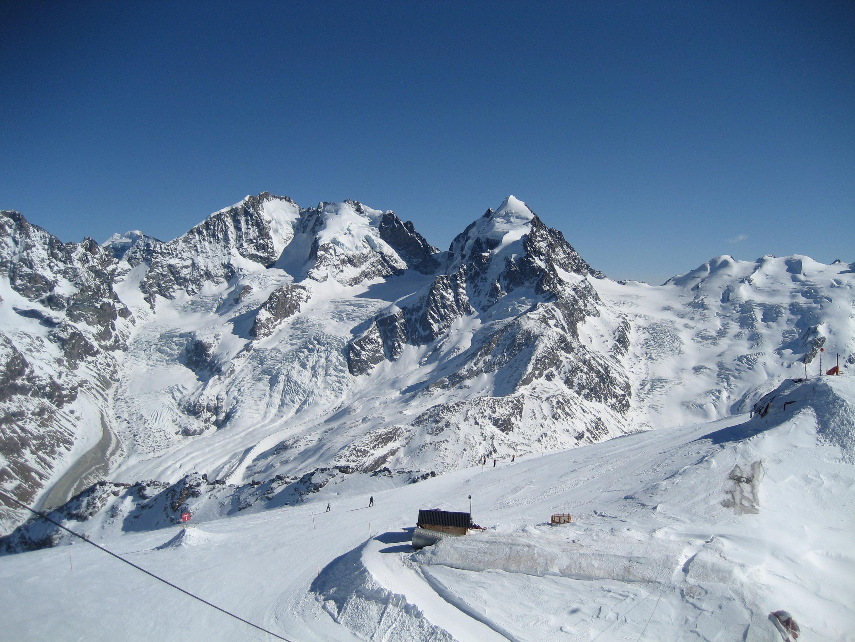 St. Moritz Ski Piste