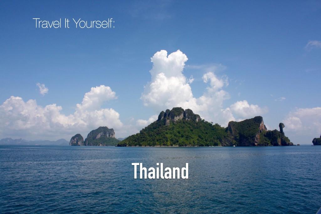 Thailand Reise günstig Tricks Tipps
