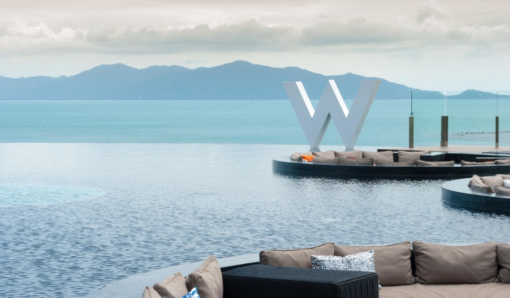 W Retreat Kho Samui Inspiration