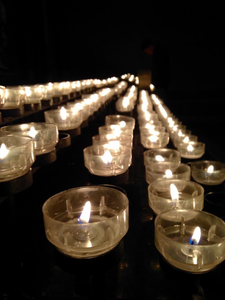 Kölner Dom Kerzen