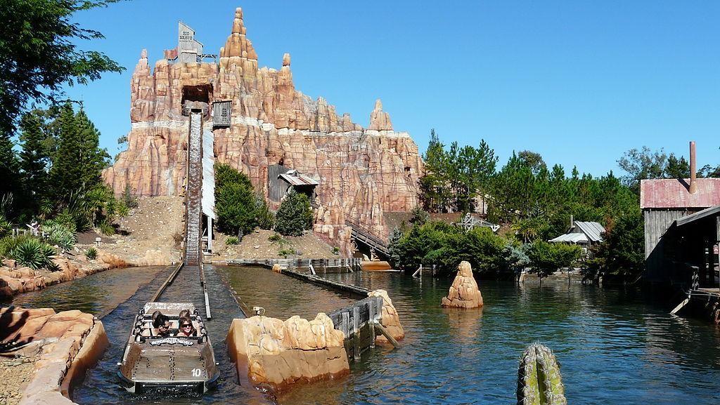 Movie World Australia Top 5 Theme Parks