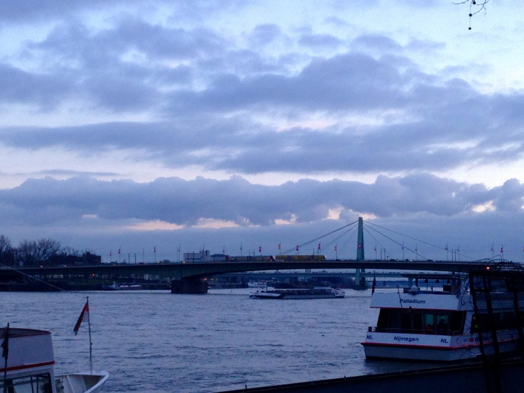 Rheinufer Insidertipps Köln