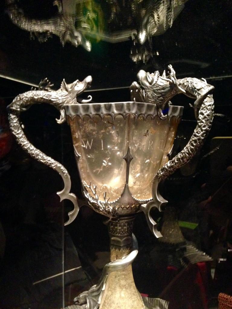 Trimagische Pokal Harry Potter Ausstellung Köln
