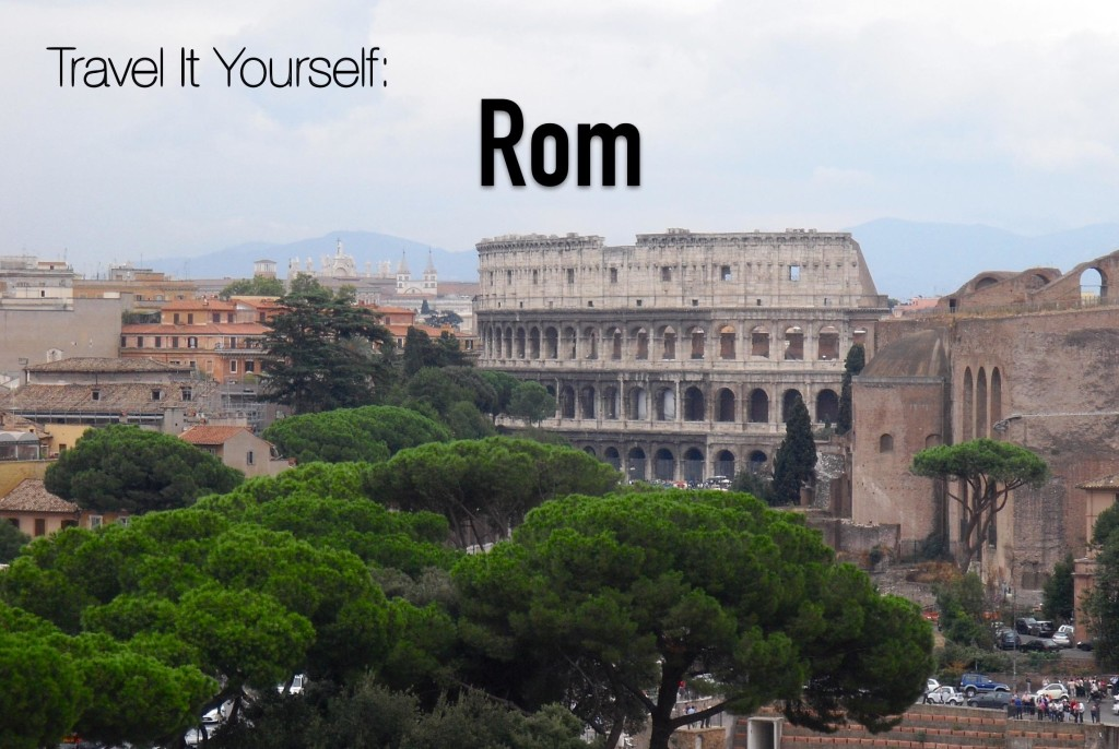Günstig nach Rom Tipps und Tricks