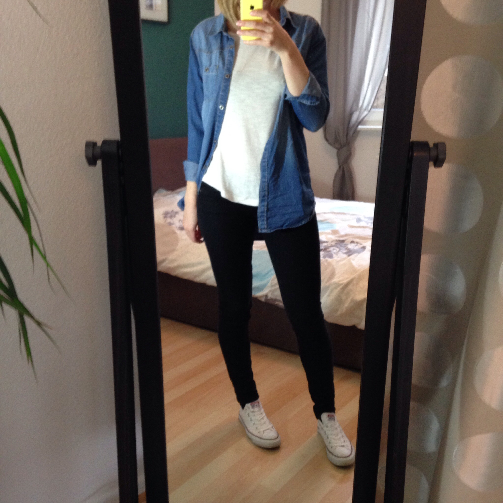 Jeans Hemd Outfit