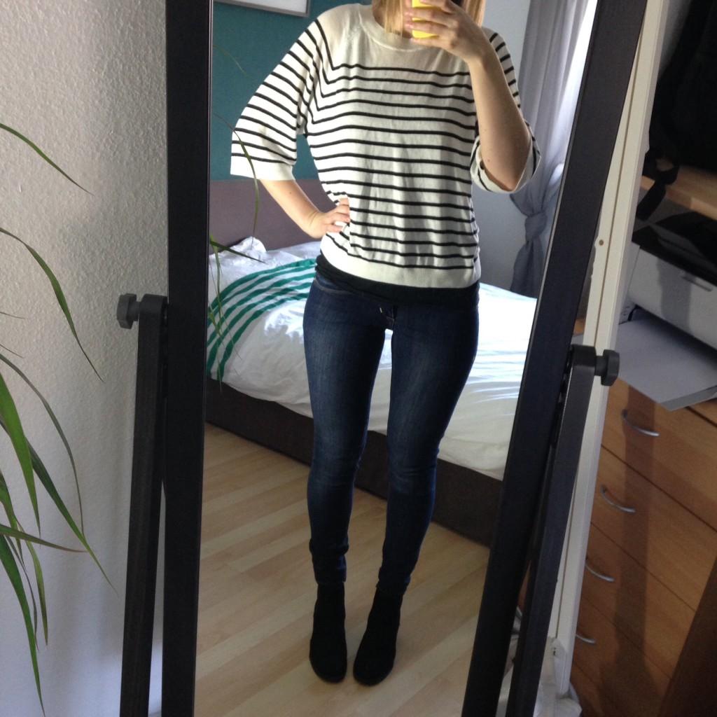 Striped T-Shirt Spring 2015