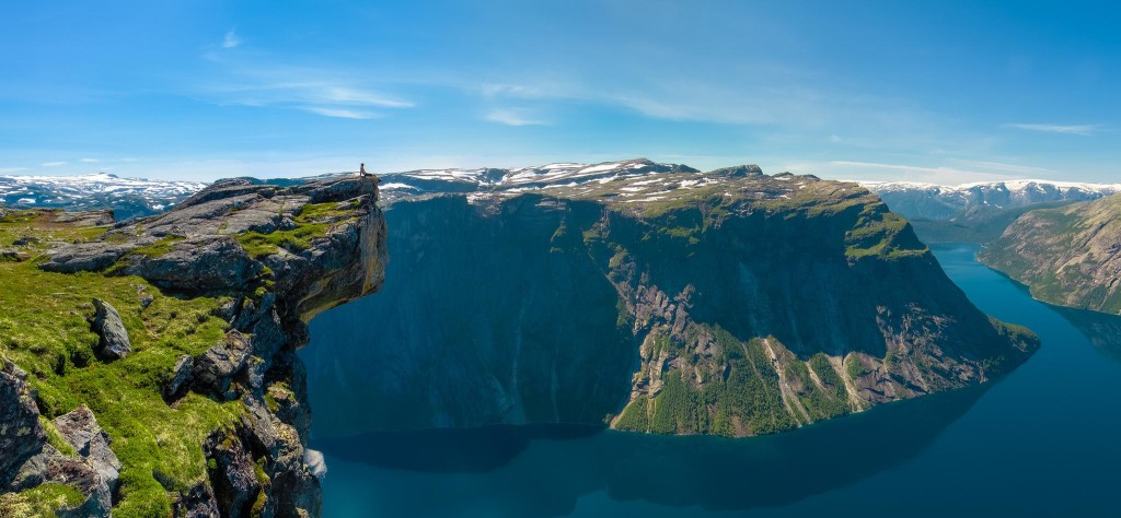 Trolltunga Norwegen Inspiration