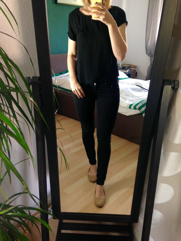All Black Summer Outfit