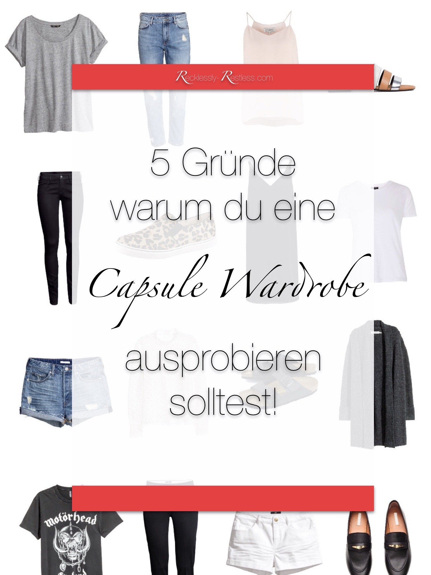 recklessly ein capsule wardrobe blog shoppe weniger sieh besser aus und reise. Black Bedroom Furniture Sets. Home Design Ideas
