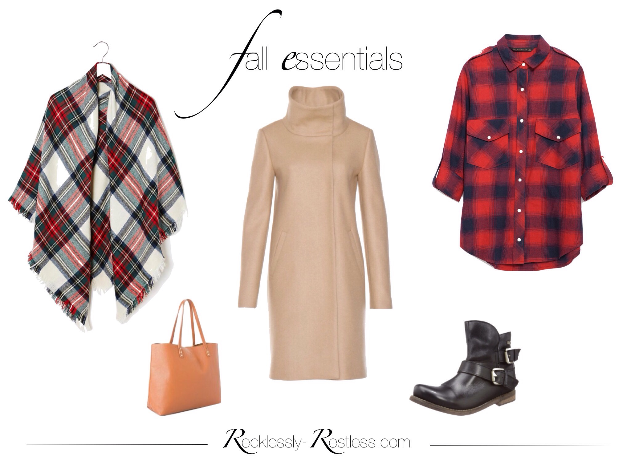 Fall Essentials - 5 Modeklassiker für den Herbst