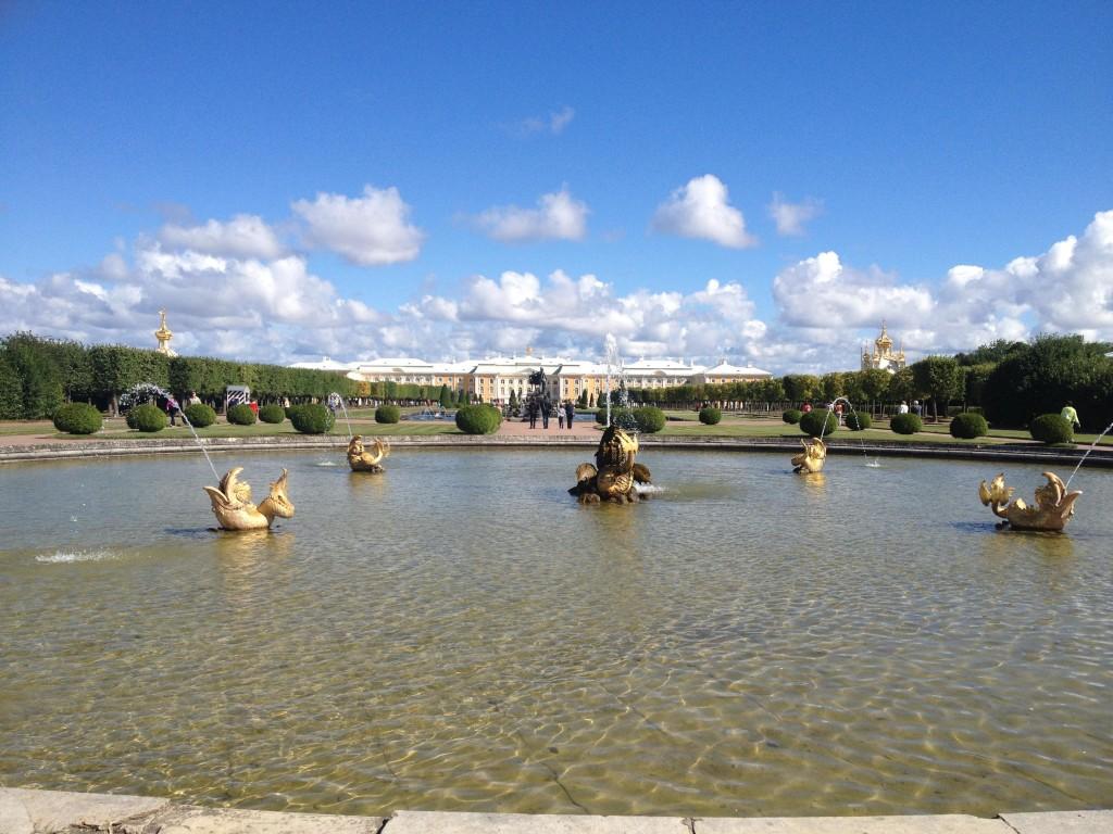 St Petersburg Sehenswürdigkeiten