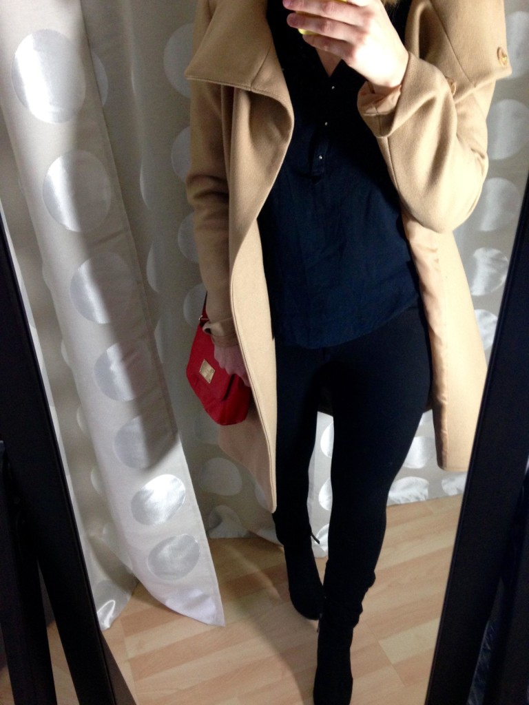 All Black Camel Outfit