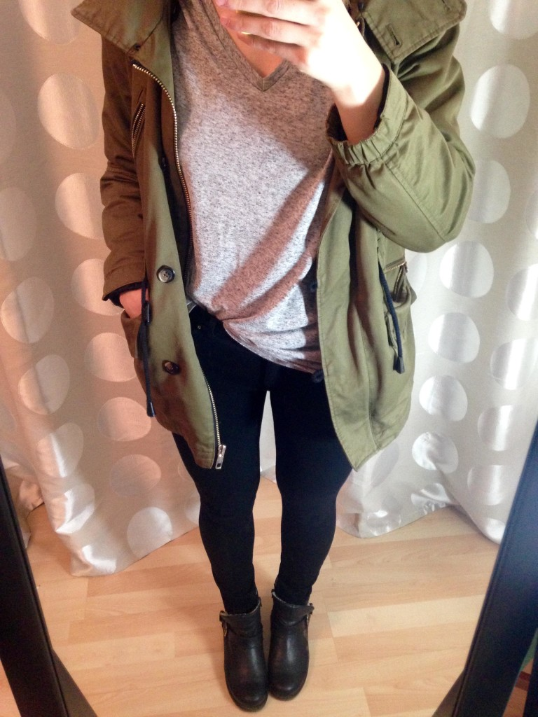 Parka Fall Outfit 3