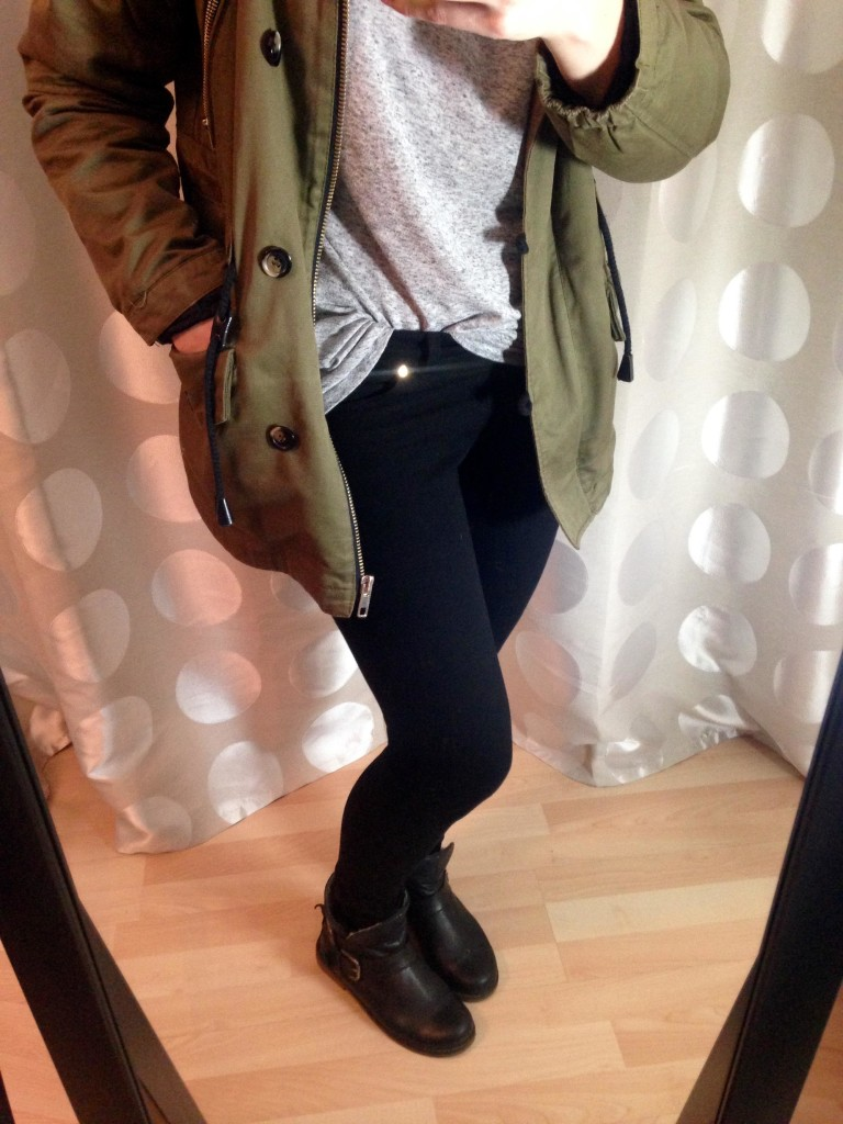 Parka Fall Outfit 4