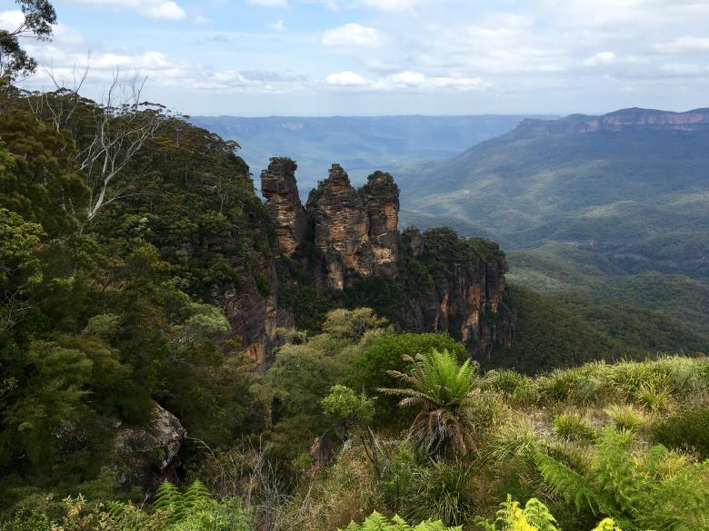 Sydney Sehenswürdigkeiten Tipps - Blue Mountains
