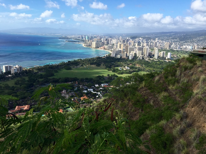 Diamond Head - Aktivitäten Oahu