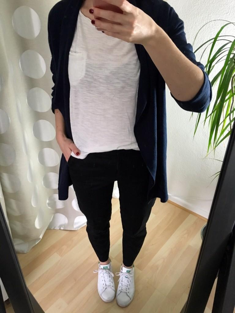 Casual Slack Outfit - Anzughose alltagstauglich