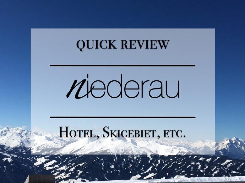 Erfahrungen und Tipps zum Skiurlaub in Niederau, Tirol