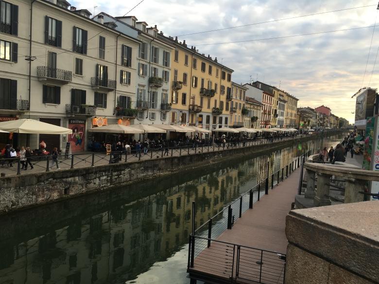 Mailand Navigli Viertel Tipps