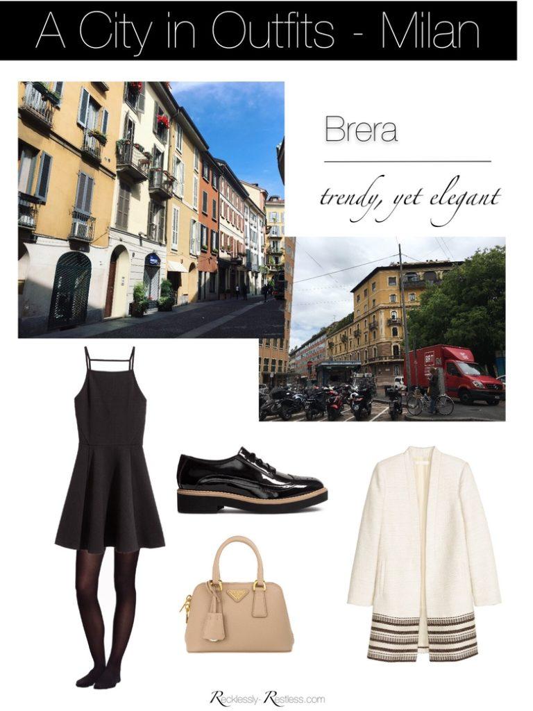 Trends der Stadt Mailand