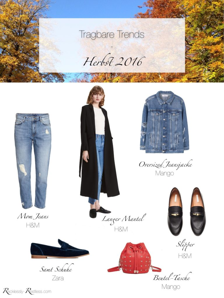 Tragbare herbst trends 2016 recklessly for Herbst trends 2016