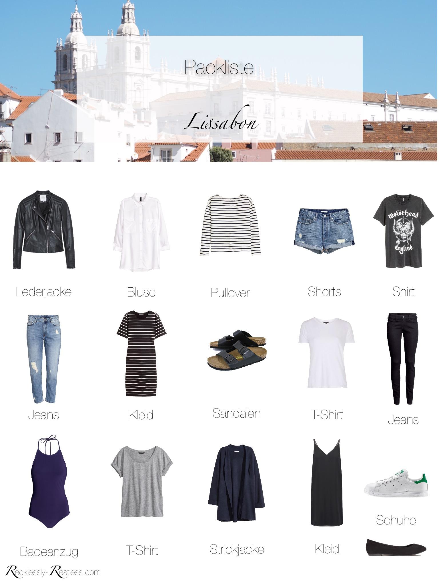 lissabon-packliste
