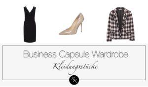 Capsule Wardrobe Business
