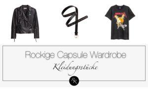 Kleidungsstil Rock Chic - rockiger Stil edgy