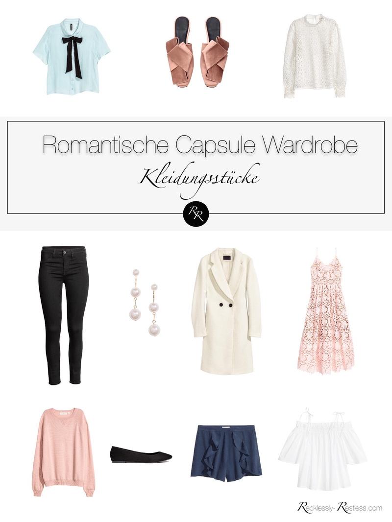 Mode Stil Romantisch