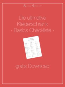 Ultimative-Kleiderschrank-Checkliste-Basics-Checkliste