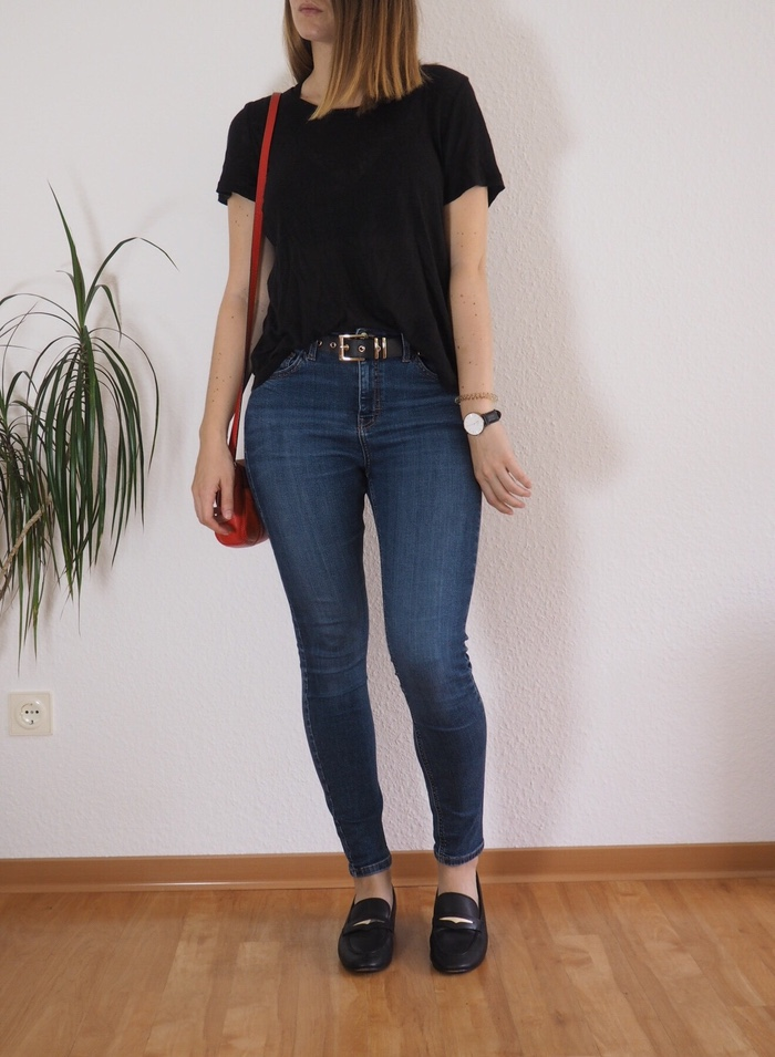 Jeans-Leinenshirt-Loafers-Sommer-Outfit-2017