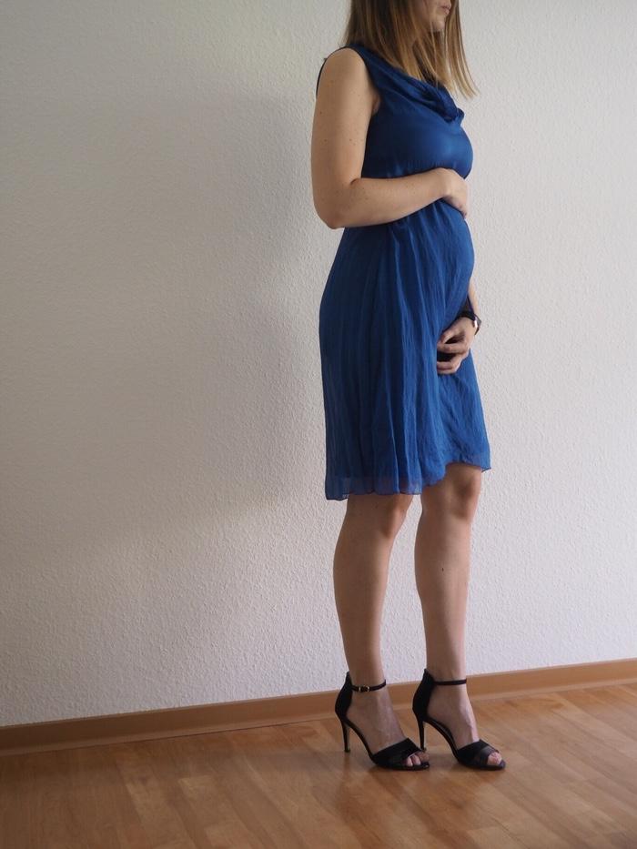 Schwanger-Gast-bei-einer-Hochzeit-Unstandsmode
