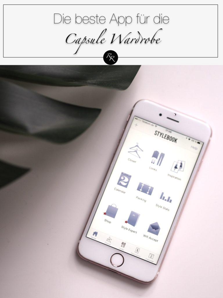 Die beste App für euren Kleiderschrank - Die Stylebook App