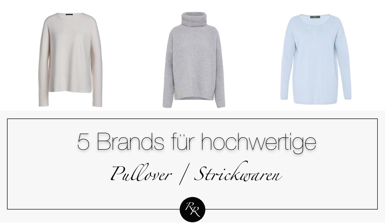 5-Brands-und-Marken-für-qualitativ-hochwerige-Pullover und Strickwaren