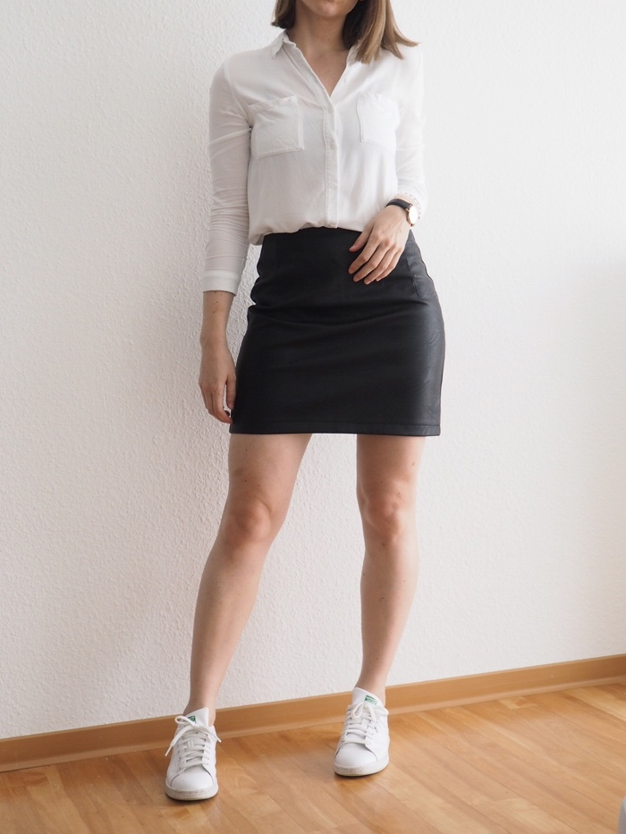 Sommer-Outfit-2018-lederrock-outfit-lässig