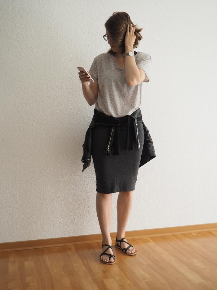 Wie man seinen eigenen Kleiderschrank shoppt