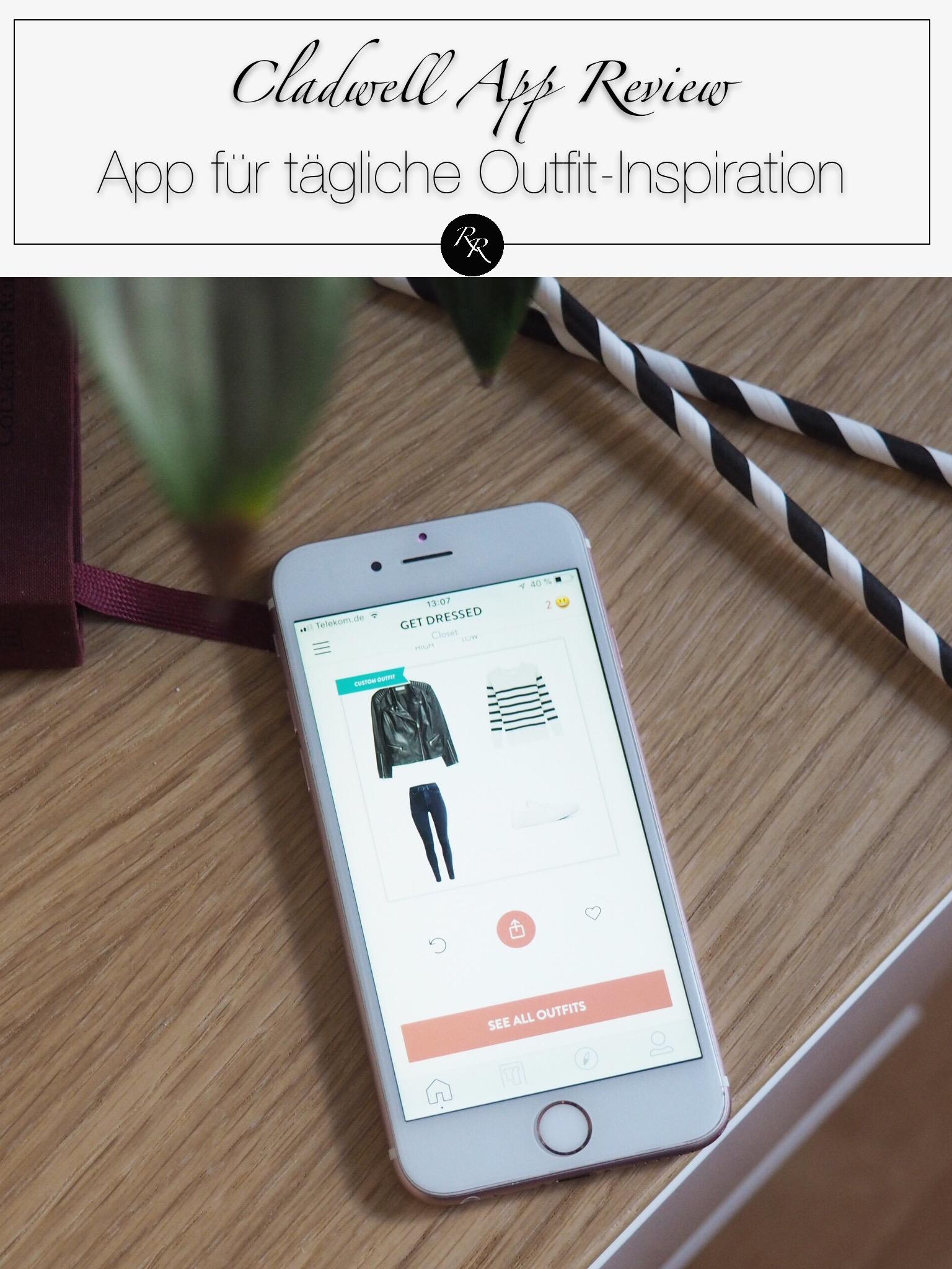 app outfit zusammenstellen